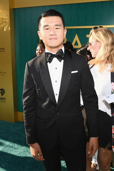 蝶ネクタイ「Warner Bros. Pictures' 'Crazy Rich Asians' Premiere - Red Carpet」:写真・画像(11)[壁紙.com]