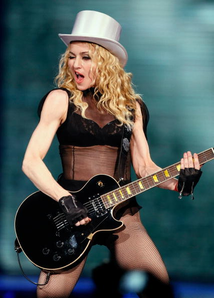 Singer「Madonna Performs At MGM In Las Vegas」:写真・画像(11)[壁紙.com]