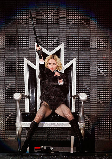 Madonna Performs At MGM In Las Vegas:ニュース(壁紙.com)