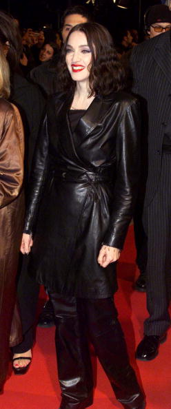 Leather「Madonna At MTV Awards」:写真・画像(12)[壁紙.com]