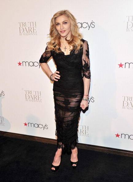 "Singer「Madonna Launches Her Signature Fragrance ""Truth Or Dare"" By Madonna」:写真・画像(4)[壁紙.com]"