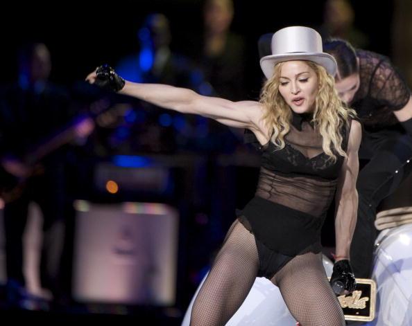 Panties「Madonna Performs In Madrid」:写真・画像(8)[壁紙.com]