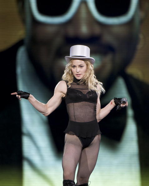 楽器「Madonna Performs In Madrid」:写真・画像(6)[壁紙.com]