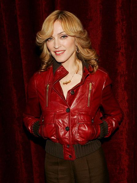 Leather Jacket「MTV TRL With Madonna」:写真・画像(1)[壁紙.com]