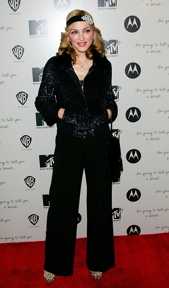 """Metallic Shoe「Premiere Of Madonna's Documentary """"I'm Going To Tell You A Secret""""」:写真・画像(8)[壁紙.com]"""