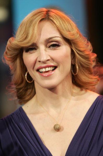 笑顔「MTV TRL With Madonna」:写真・画像(16)[壁紙.com]