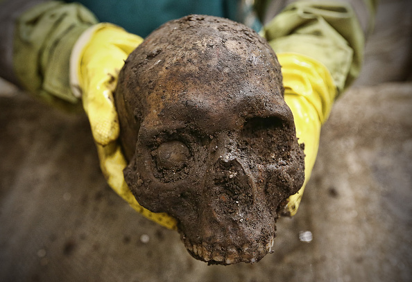 Place of Burial「Evaluation Of The Crossrail Bedlam Skeletons」:写真・画像(7)[壁紙.com]