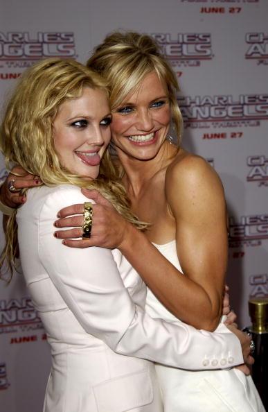 Charlie's Angels「Drew Barrymore and Cameron Diaz」:写真・画像(13)[壁紙.com]