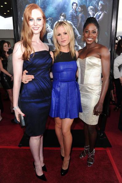 "Cream Colored「Premiere Of HBO's ""True Blood"" Season 3 - Arrivals」:写真・画像(9)[壁紙.com]"