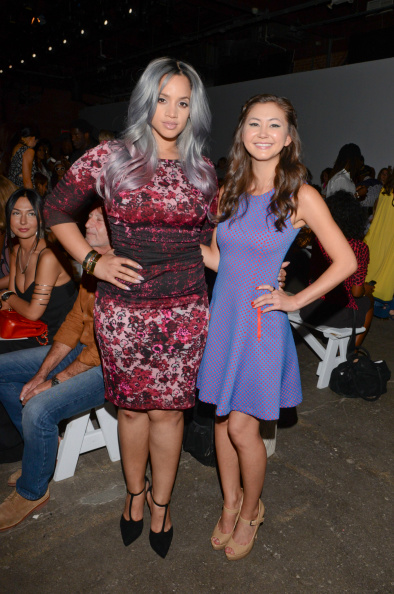 Kimiko Glenn「Tracy Reese - Front Row - Mercedes-Benz Fashion Week Spring 2015」:写真・画像(2)[壁紙.com]