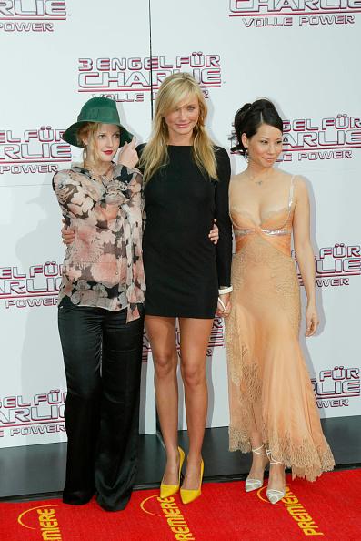 Charlie's Angels「Drew Barrymore, Cameron Diaz and Lucy Liu」:写真・画像(11)[壁紙.com]