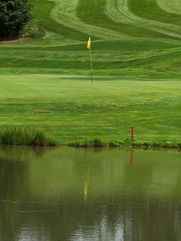 Green - Golf Course「Golfcourse」:スマホ壁紙(0)