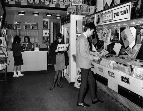 Teenager「60s Record Shop」:写真・画像(19)[壁紙.com]