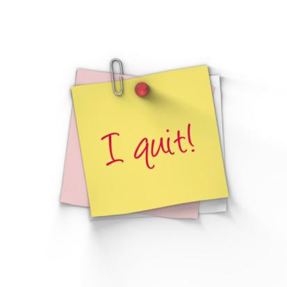 Furious「I quit!」:スマホ壁紙(11)