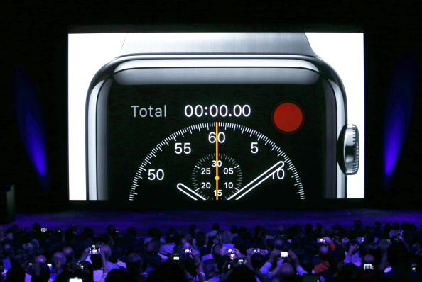 Apple Watch「Apple Unveils iPhone 6」:写真・画像(10)[壁紙.com]
