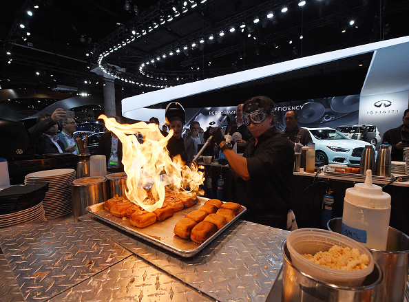 Blow Torch「The Los Angeles Auto Show Plays Hosts To Automotive Manufacturers Debuting Latest Models」:写真・画像(12)[壁紙.com]