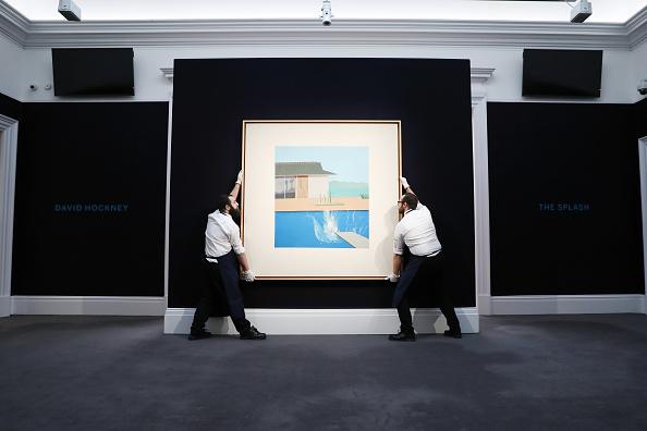 Tristan Fewings「Sotheby's Contemporary Art Auctions Preview」:写真・画像(19)[壁紙.com]