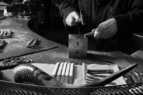 Model - Object「Laguiole Production At La Forge : Alternative Views」:写真・画像(5)[壁紙.com]