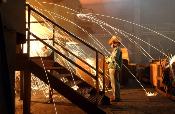 Economy「Last California Steel Mill Perseveres」:写真・画像(2)[壁紙.com]