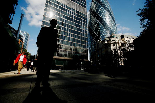 Insurance「Londons Iconic Gherkin Building Up For Sale」:写真・画像(3)[壁紙.com]
