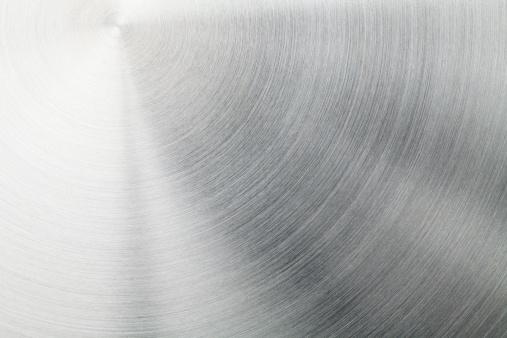 銀色「ステンレス鋼の背景」:スマホ壁紙(18)