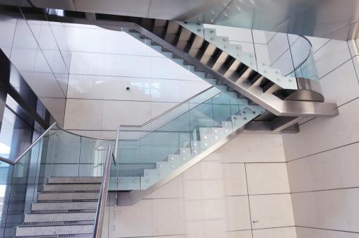 Postmodern「Stainless staircase」:スマホ壁紙(10)