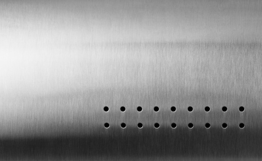 Surface Level「Stainless steel」:スマホ壁紙(1)
