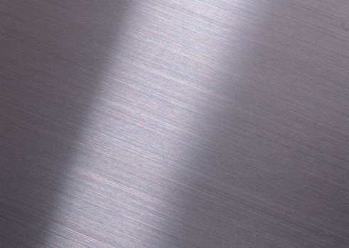 Hairline Polished Metal「Stainless Steel」:スマホ壁紙(5)