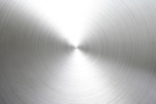 Metallic「Stainless steel, close-up (full frame)」:スマホ壁紙(16)