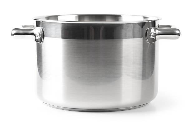Stainless steel Pan:スマホ壁紙(壁紙.com)