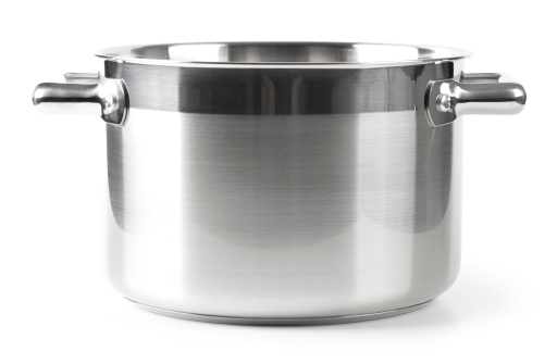 Cooking Pan「Stainless steel Pan」:スマホ壁紙(2)