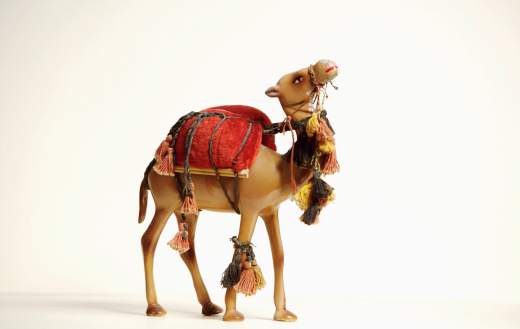 Animal Harness「Camel figurine」:スマホ壁紙(8)