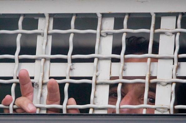 Prisoner「Arab Prisoners Are Transferred Ahead Of Exchange With Lebanon」:写真・画像(12)[壁紙.com]