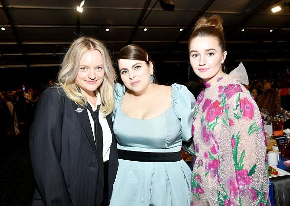 Amy Sussman「2020 Film Independent Spirit Awards  - Roaming Show And Backstage」:写真・画像(4)[壁紙.com]