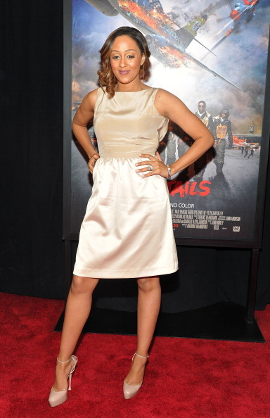 "Nude Colored Dress「""Red Tails"" New York Premiere - Arrivals」:写真・画像(4)[壁紙.com]"