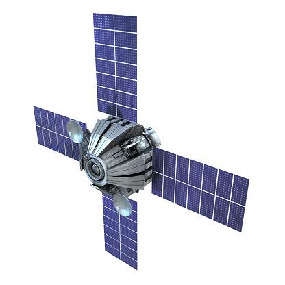 Outer Space「satellite」:スマホ壁紙(14)