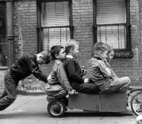 プレーする「New York Kids」:写真・画像(17)[壁紙.com]