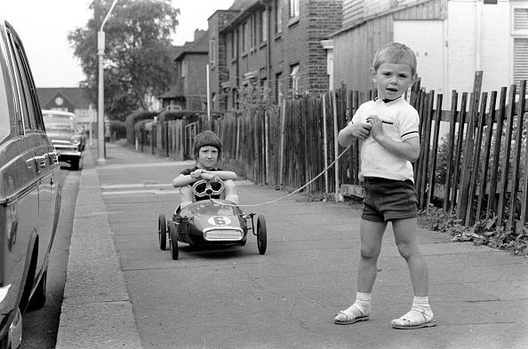 Soapbox Cart「East End Childhood」:写真・画像(14)[壁紙.com]