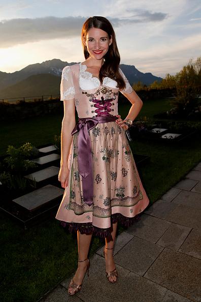 Traditional Clothing「Kempinski Hotel Berchtesgaden Opening Party」:写真・画像(16)[壁紙.com]