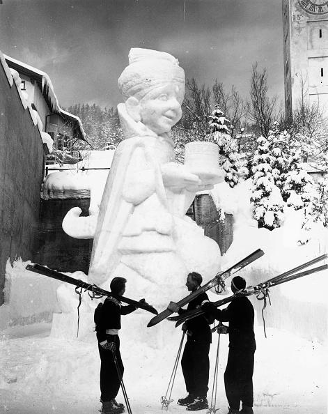 雪だるま「Olympic Snowman」:写真・画像(4)[壁紙.com]
