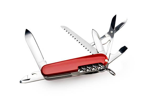 Swiss Army Knife with Clipping Path:スマホ壁紙(壁紙.com)