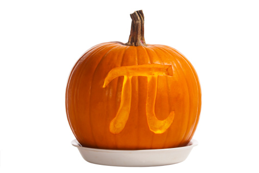Annual Event「Pi Symbol Carved in Pumpkin in Pie Dish」:スマホ壁紙(11)