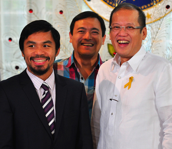 WBC「Manny Pacquiao Returns To Hero's Welcome In Manila」:写真・画像(11)[壁紙.com]
