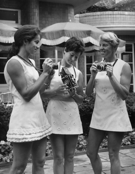Showing Off「Wimbledon Fashion」:写真・画像(7)[壁紙.com]