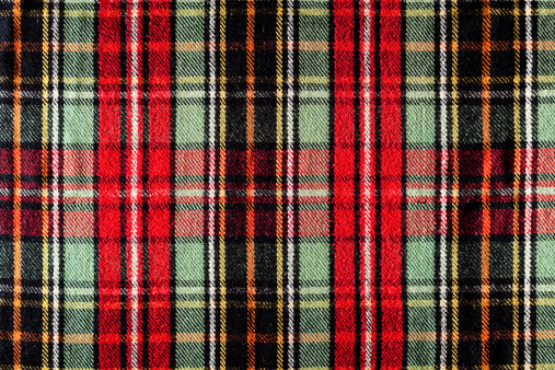 Softness「Tartan plaid background」:スマホ壁紙(3)