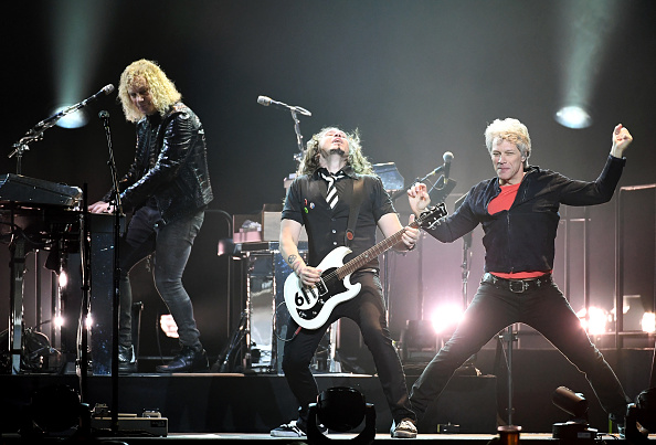 ラスベガスアリーナ「Bon Jovi In Concert At T-Mobile Arena In Las Vegas」:写真・画像(15)[壁紙.com]