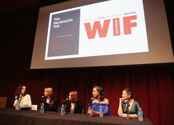 "Women in Film and Television International「Hulu's ""The Handmaid's Tale"" Women in Film Panel」:写真・画像(6)[壁紙.com]"