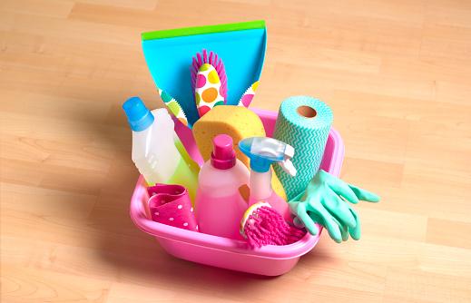 Caddy「Spring cleaning」:スマホ壁紙(16)