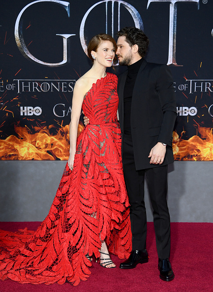 "Premiere Event「""Game Of Thrones"" Season 8 Premiere」:写真・画像(8)[壁紙.com]"