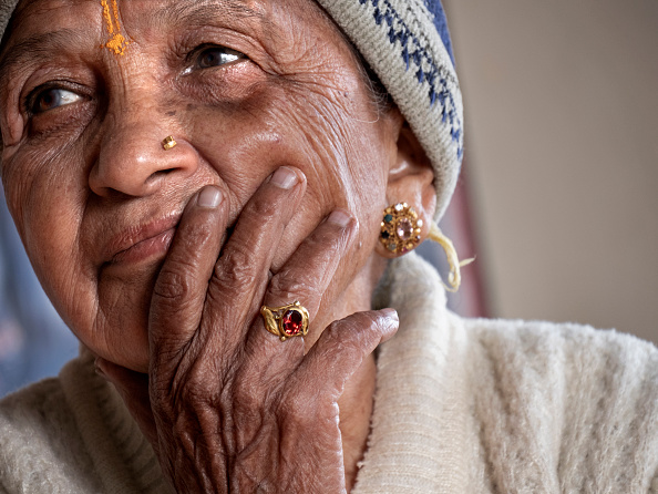 Delhi「A Second Home: The Widows of Varanasi, India」:写真・画像(16)[壁紙.com]